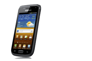 Mobile SAMSUNG Galaxy W I8150