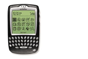 Mobile BlackBerry 6720
