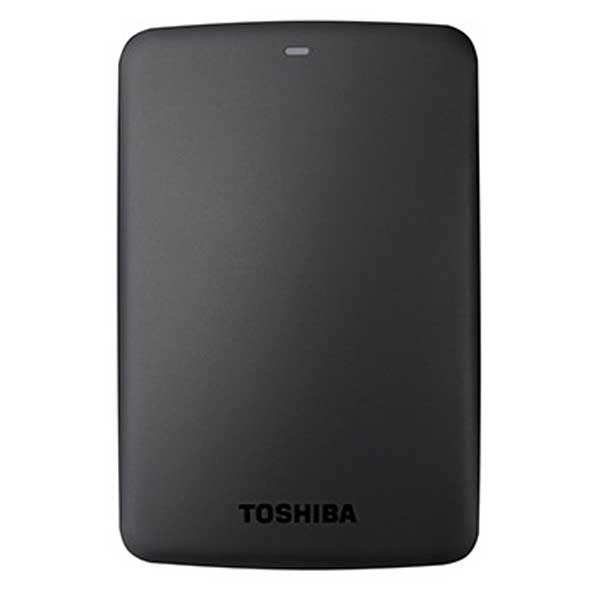 External Hard Disk Toshiba Canvio Basics - 2TB