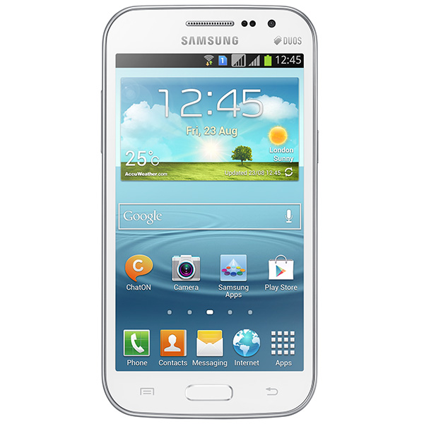 Mobile SAMSUNG Galaxy Win I8552 Dual Sim