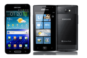 Mobile SAMSUNG Galaxy S II HD LTE