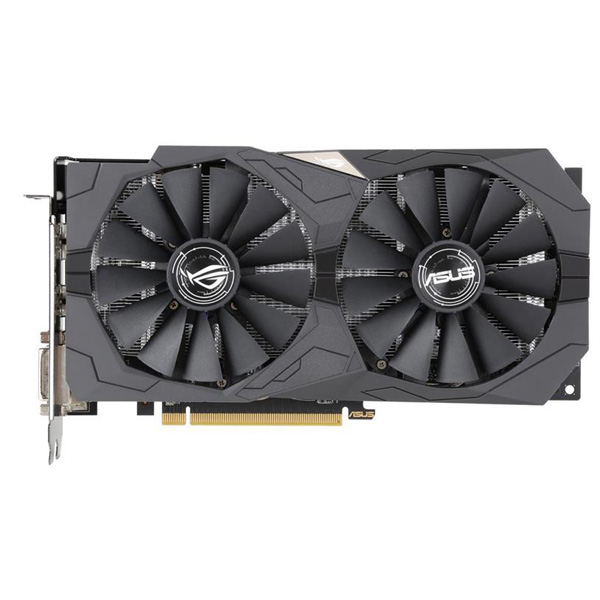 Graphic Card ASUS ROG-STRIX-RX570-O4G-GAMING