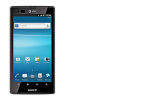 Mobile Sony Xperia Ion LTE
