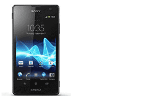Mobile Sony Xperia TX