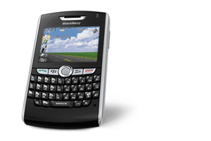 Mobile BlackBerry 8800