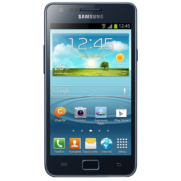 Mobile SAMSUNG Galaxy S 2 Plus I9105