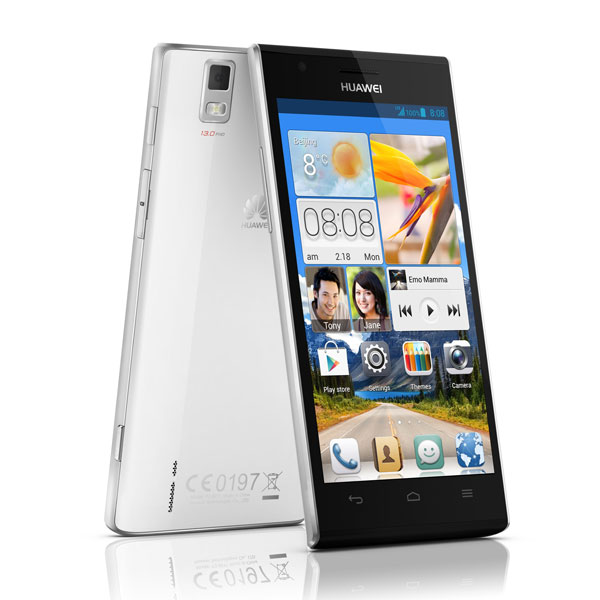 Mobile Huawei Ascend P2