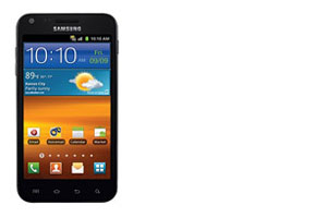 Mobile SAMSUNG Galaxy S II Epic 4G Touch