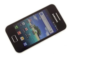 Mobile SAMSUNG Galaxy Ace S5830