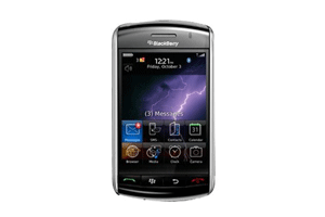 Mobile BlackBerry Storm 9530