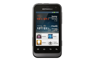 Mobile Motorola Defy Mini XT320