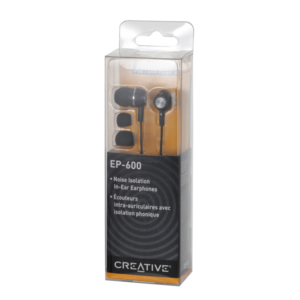 Headphone Creative EP-600 هدفون کریتیو EP-600
