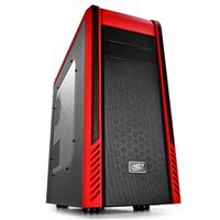 CASE DeepCool PANGU SW Black - Red کیس دیپ کول PANGU SW Black - Red