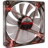 Case Fan Green GF140L-Turbo LED 140mm فن کیس گرین GF140L-Turbo LED 140mm