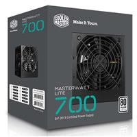 Power Cooler Master MasterWatt Lite 700W 80Plus پاور کولرمستر MasterWatt Lite 700W 80Plus