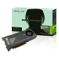 Graphic Card Galax GEFORCE GTX 960 4GD5 کارت گرافیک گالکس GEFORCE GTX 960 4GD5