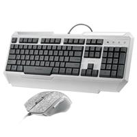 Keyboard Rapoo V100C Gaming and Mouse کیبورد رپو V100C Gaming and Mouse
