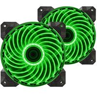 CPU Cooler GREEN RGB Lightning Kit فن سی پی یو گرین RGB Lightning Kit