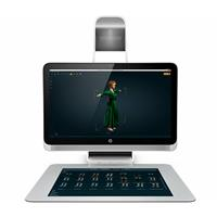 All in One HP Sprout Touch with 3D Scanner آل این وان اچ پی Sprout Touch with 3D Scanner
