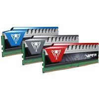 RAM Patriot Viper Elite DDR4 2800 CL16 Dual Channel Desktop - 16GB رم پاتریوت Viper Elite DDR4 2800 CL16 Dual Channel Desktop - 16GB