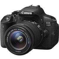 Digital Camera Canon EOS 700D / Rebel T5i Kit 18-55mm IS STM دوربین دیجیتال کانن EOS 700D Kit 18-55mm IS STM