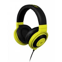 Headset Razer KRAKEN NEON Yellow هدست ریزر کراکن نئون زرد