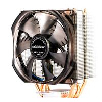 CPU Cooler GREEN NOTOUS 400-PWM Air Cooling System فن سی پی یو گرین NOTOUS 400-PWM Air Cooling System